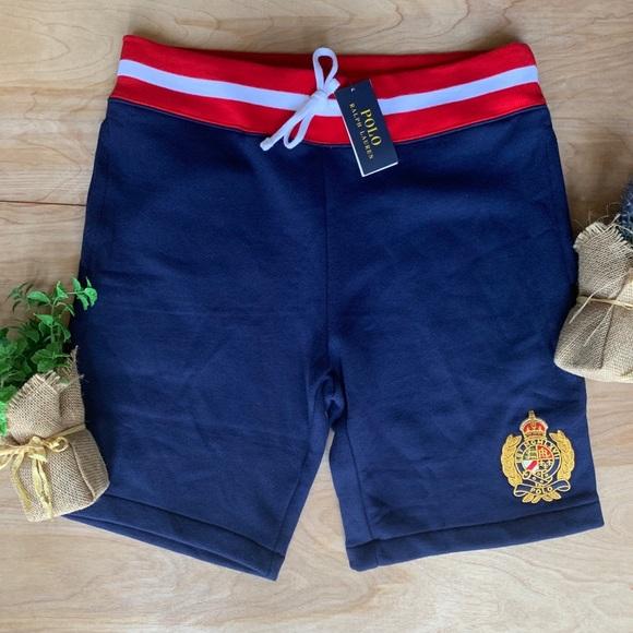 80396b2c Polo by Ralph Lauren Shorts | Polo Ralph Lauren Yale Crest Navy ...
